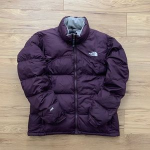 🟣The North Face 700 Down Nupste (Sz L)